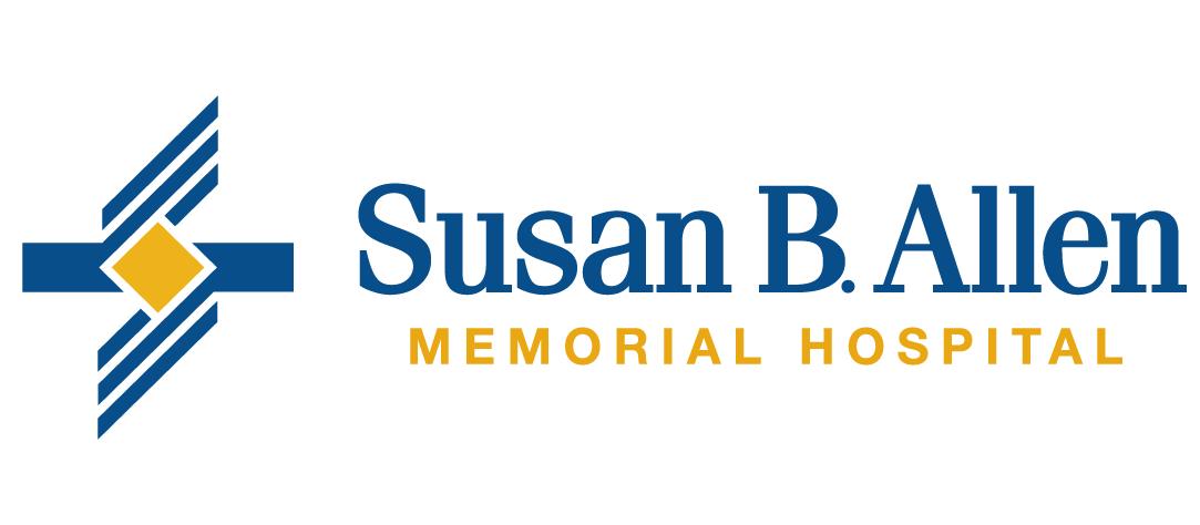 SUSAN B ALLEN MEMORIAL HOSPITAL logo